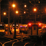 New Jersey- West Long Branch Trains by TVS