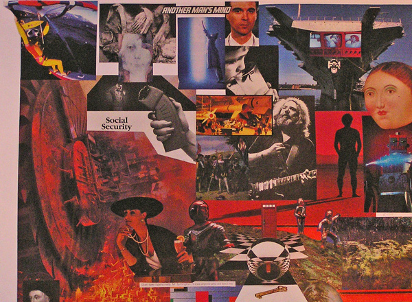 Collage Art by TVS