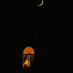 Big Moon and Window by TVS