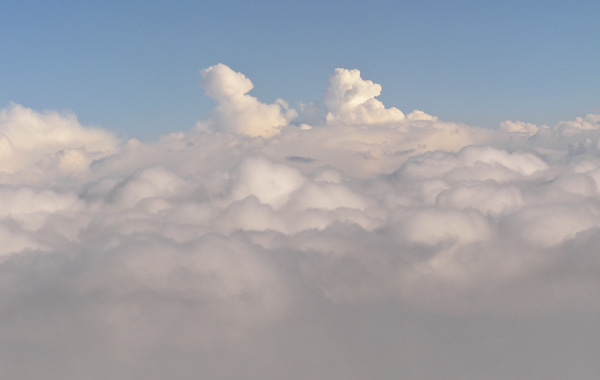Cloud Level- Eastern Colorado by TVS