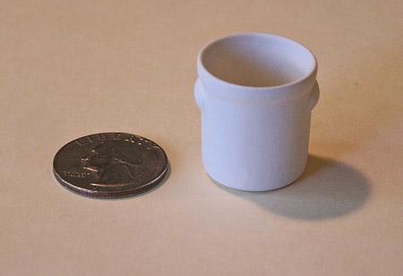 Mini Pottery- Large Crock by TVS