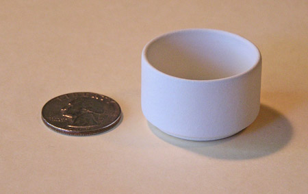 Mini Pottery- Large Cylindrical Planter by TVS