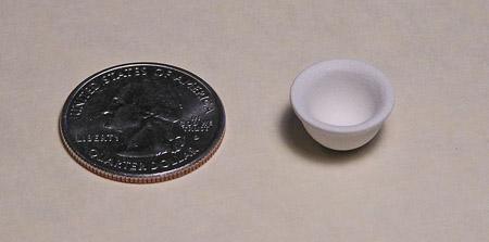 Mini Pottery- No 3 Mixing Bowl by TVS